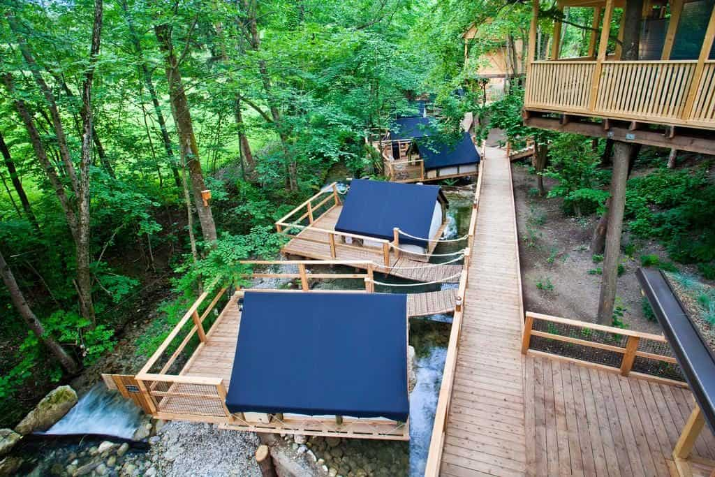 101914746 1024x683 - Glamping in Lake Bled