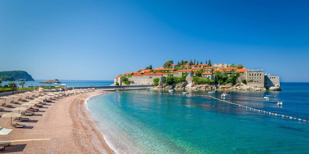 The island of St. Stephen 1024x512 - Sveti Stefan Montenegro: A paradise in the Adriatic Sea