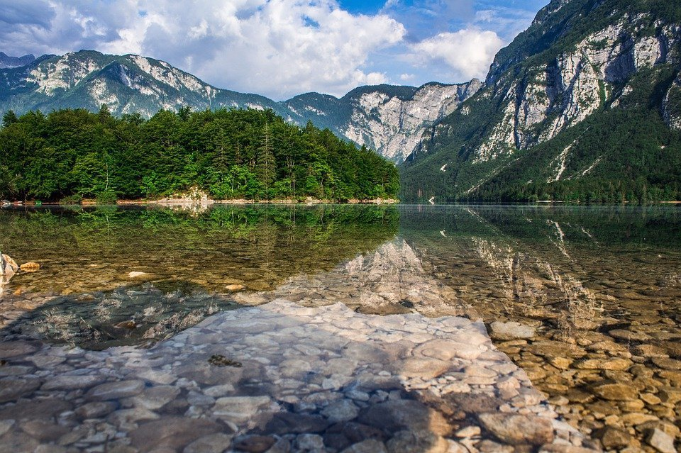 Best Places To see in Slovenia - Lake Bohinj, Slovenia