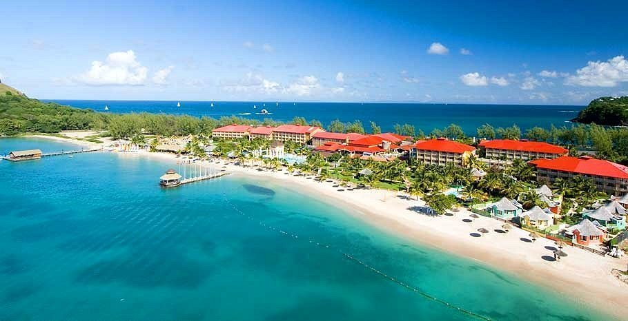 2 3 - Best Sandals Resorts (update 2019)