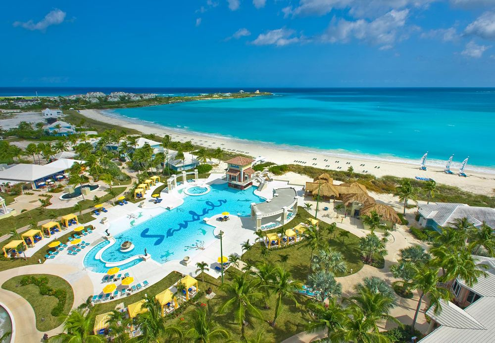Sandals Resorts, Sandals Emerald Bay Bahamas