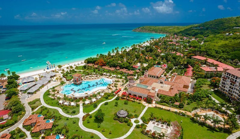 Sandals Resorts, Sandals Grande Antigua