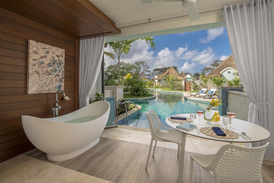 Sandals Royal Barbados suites