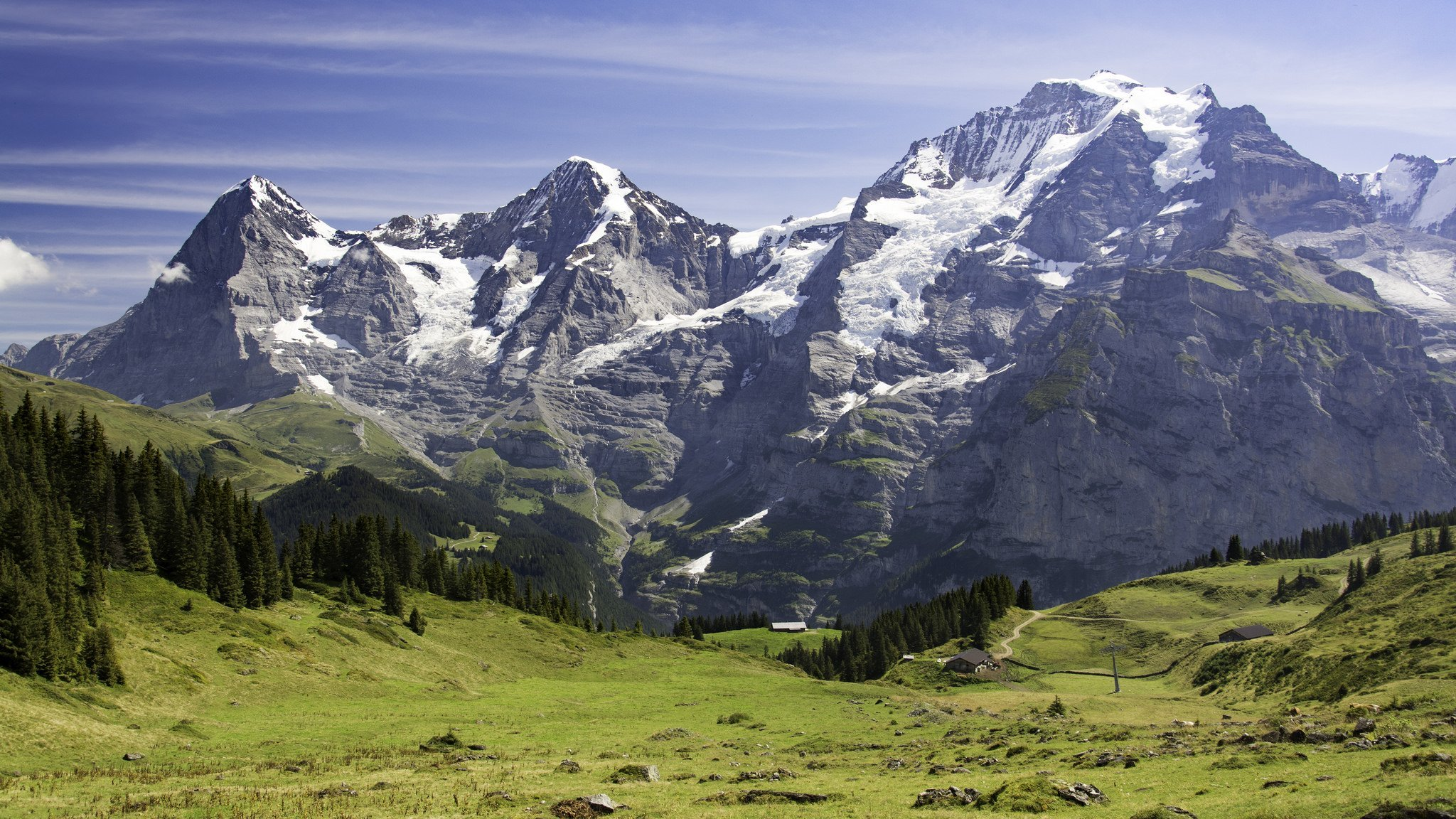 best places to hike in europe, Lauterbrunnen, Switzerland