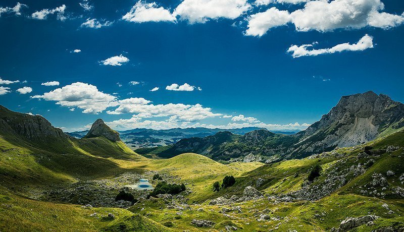 best places to hike in europe, Durmitor Montenegro