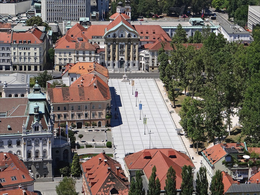 Congress Square Ljubljana, Best things to do in Ljubljana