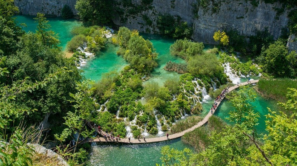 best places to hike in europe, Plitvice Croatia