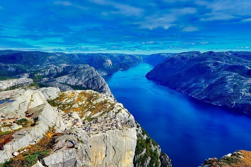 Best places to hike in Europe, Fjord, Norway