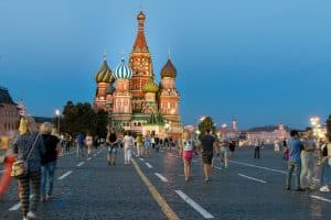 Top Places to visit in Moscow