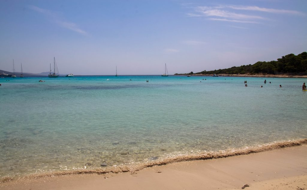 Best sandy beaches in croatia