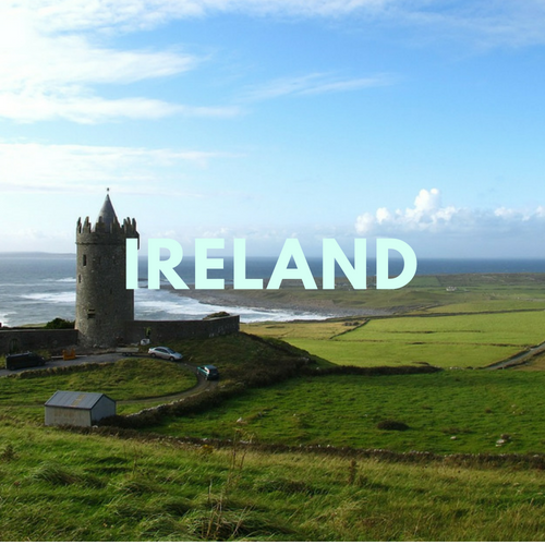 destination ireland