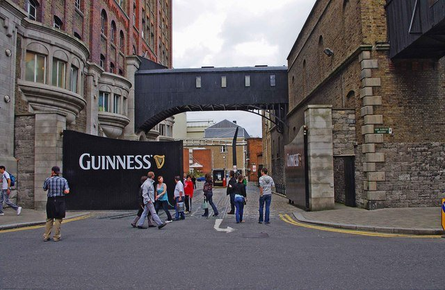 guinness storehouse hours