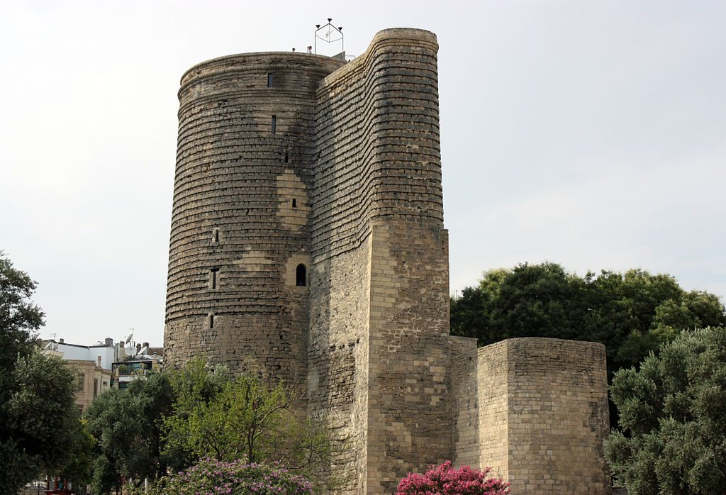 maiden tower baku 1024x698 - Interesting facts about Azerbaijan you did not know