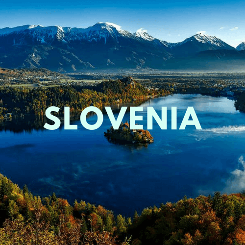 slovenia destinations