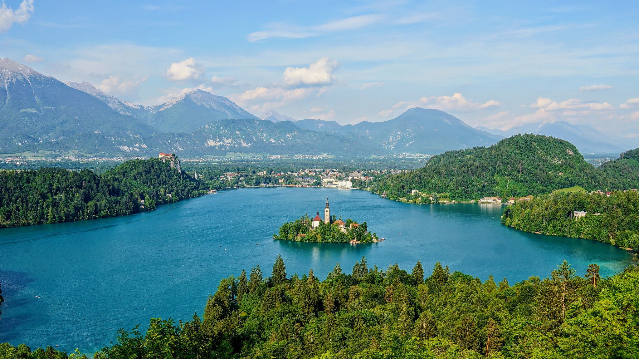 bled slovenia - Slovenia Travel Blog