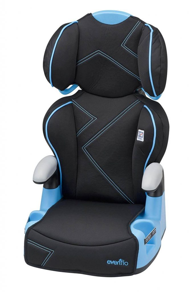 foldable booster car seat