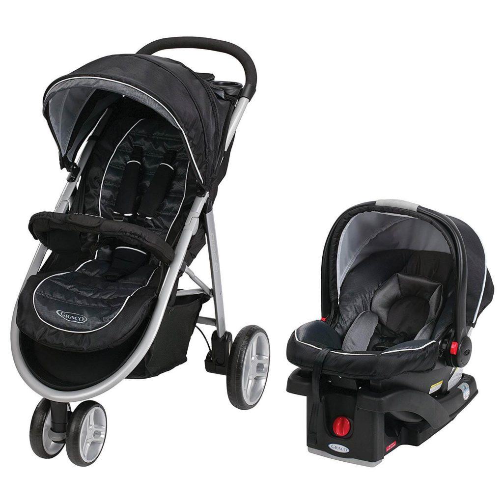 graco portable stroller 1 1024x1024 - The Best travel car seat: Portable, lightweight, booster and stroller