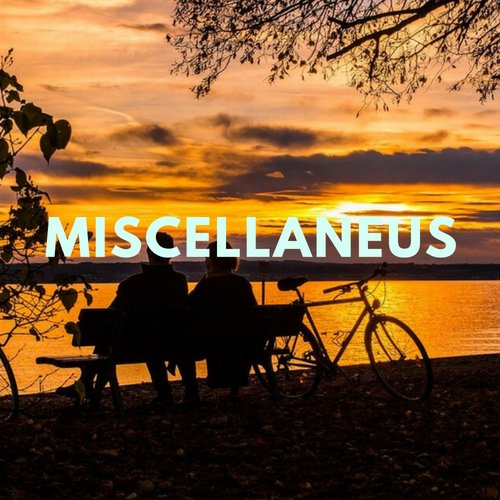 miscellaneus - Destinations