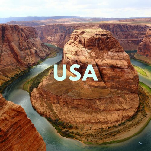 usa destination