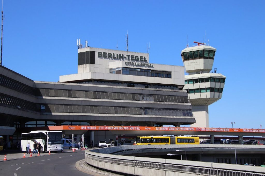 tegel airport to berlin