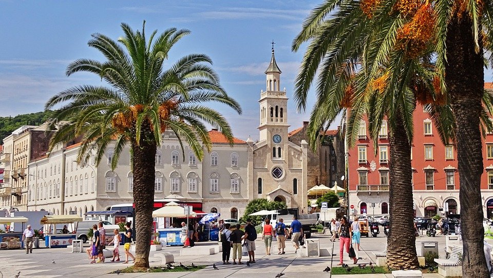 split - Best Places To Visit in Croatia