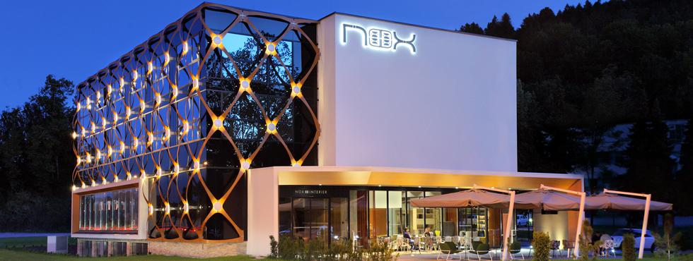 Hotel Nox - Where to stay in Ljubljana