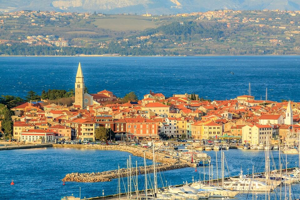 Izola - The Best Beaches in Slovenia