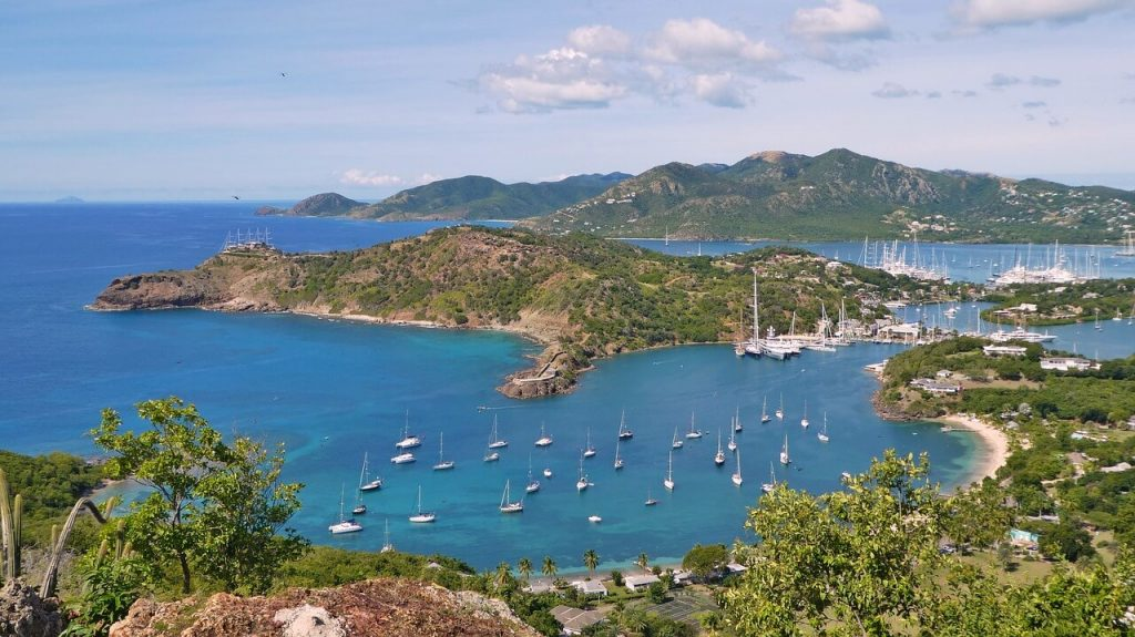 antigua islands
