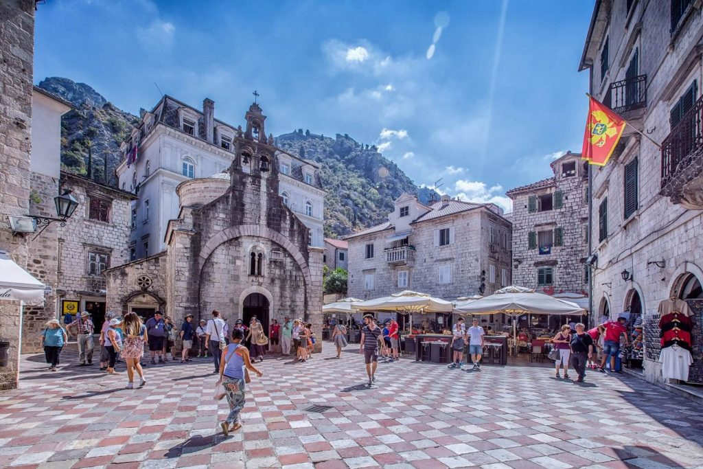Free walking tour Kotor