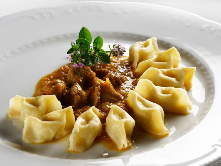 Idrijski zlikrofi - Traditional Slovenian Food: An exquisite Cuisine