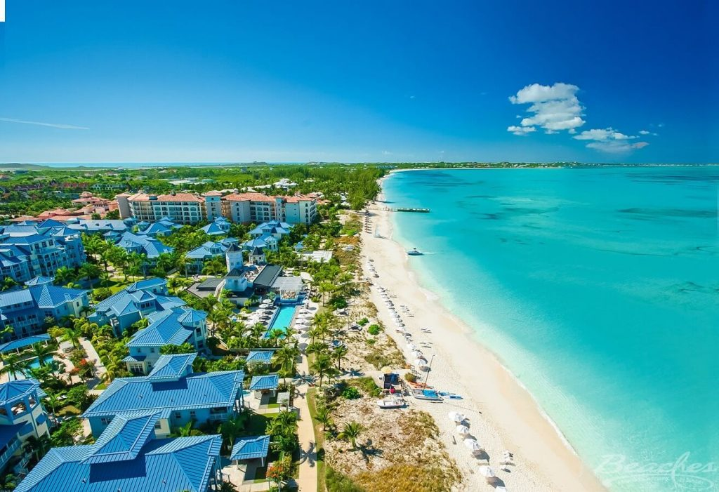 beaches resorts turk and caicos