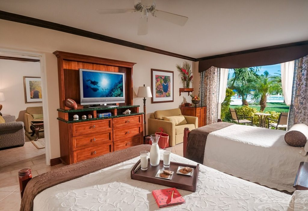 beaches turks and caicos rooms