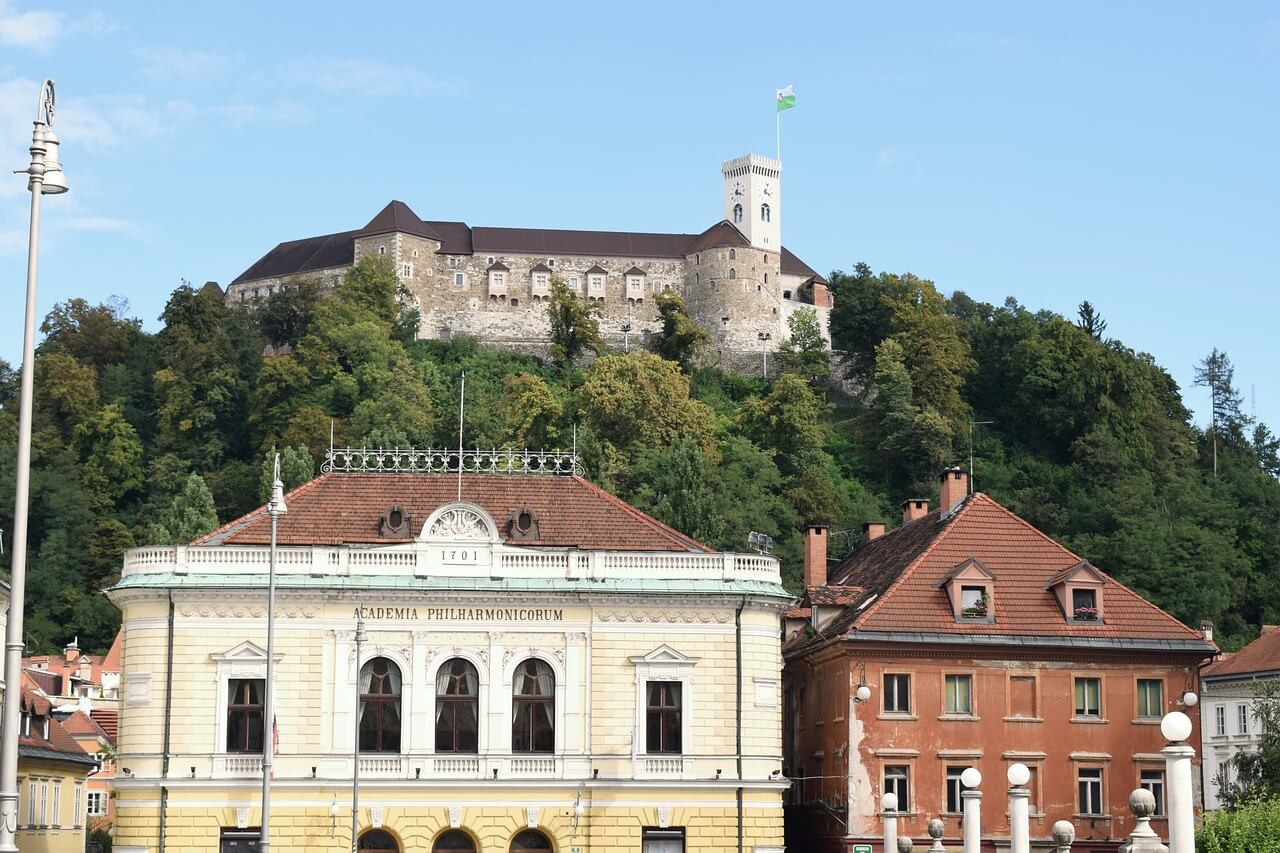 ljubljana castle - Slovenia Travel Blog