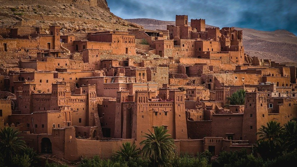 Aint hadu - Best Places to Visit in Morocco