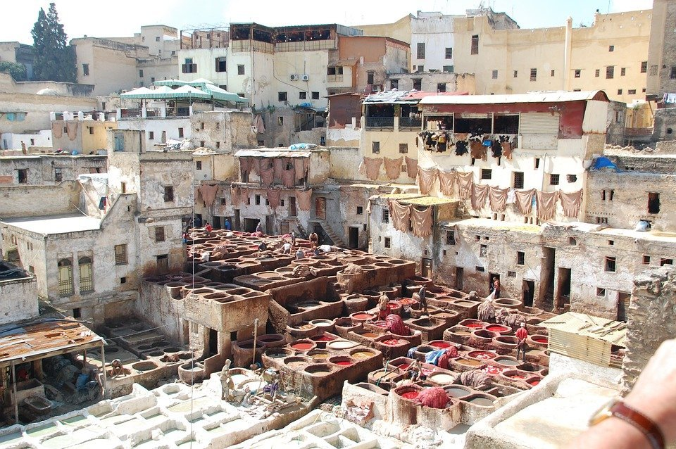 Fez Morroco - Best Places to Visit in Morocco