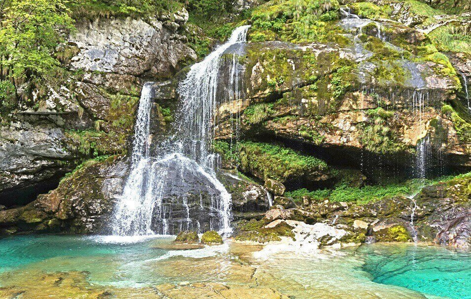 Virje Falls - A Complete Guide to the Alpe-Adria Trail