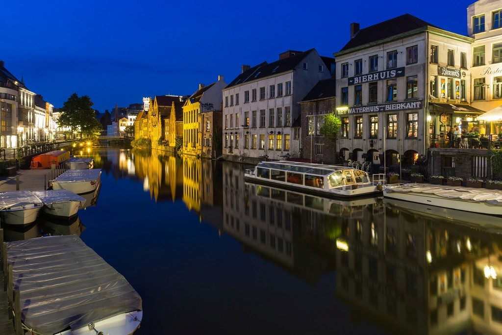 Waterhuis aan de Bierkant 1024x683 - CITY GUIDE TO GHENT, BELGIUM: 10 THINGS LOCALS LOVE DOING