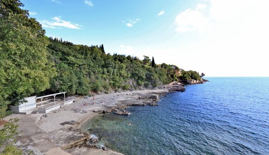 bivio beach rijeka - Rijeka beaches guide